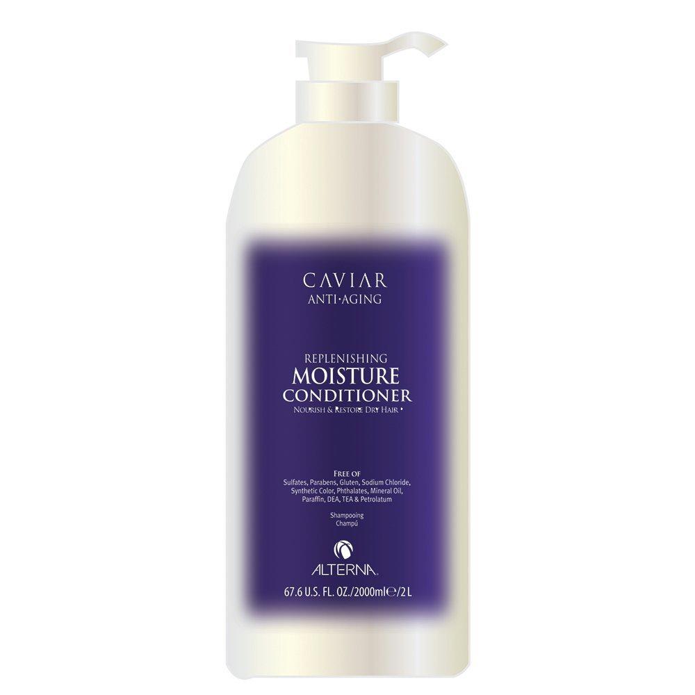 Alterna Caviar Anti-Aging Repleneshing Moisture Conditioner for Unisex, 67.6 Ounce