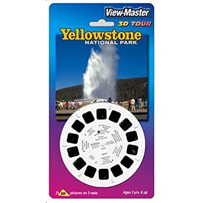 View Master: Yellowstone National Park - Set 2: Toys & Games
