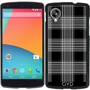 Funda para Google Nexus 5 - Checks001 by JAMFoto