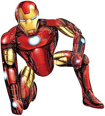 Iron Man balón gigante hinchable para fiesta de cumpleaños Iron ...