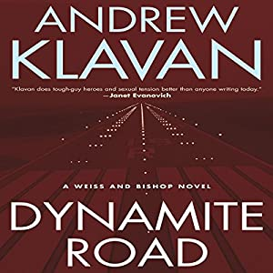 Dynamite Road Audiobook