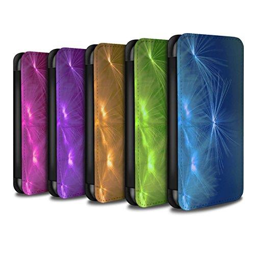 Stuff4 Coque/Etui/Housse Cuir PU Case/Cover pour Apple iPhone 7 Plus / Multipack Design / Allumez la vie Collection