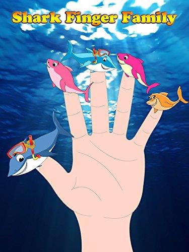 (The Finger Family - Shark Finger Family Song - Nursery Rhymes Video For Kids - Kids Songs)