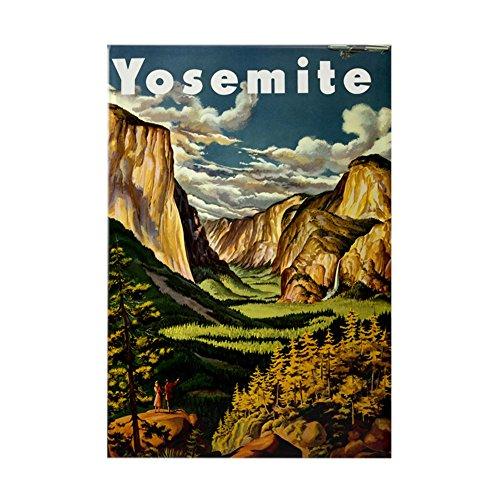 yosemite refrigerator magnet - 3