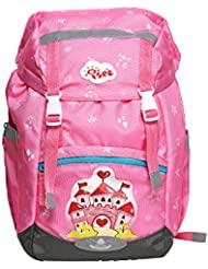 ISEE Backpack Elementary School Kids Bags, Small Student Lightweight Double Compartment Ergonomic Zipper Tactical...