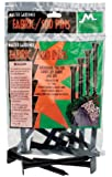 Master Mark Plastics 11110 Fabric and Sod Pins, 4.5 Inch, 10 Pack