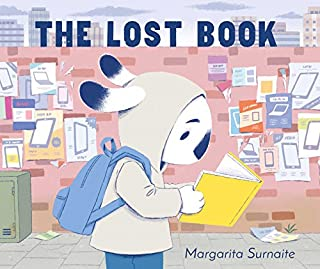 Book Cover: The Lost Book