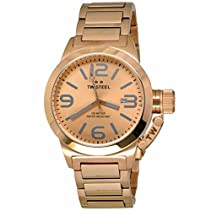 TW Steel TW303 Women's Rose Gold Watch