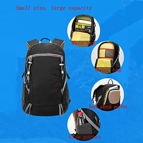 de16cb381770 Amazon.com : LSLMCS 30L Rucksack Breathable Backpack, Rucksack Men ...