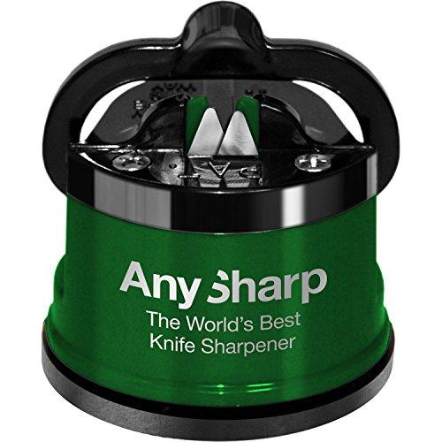 AnySharp Knife Sharpener Metal Racing