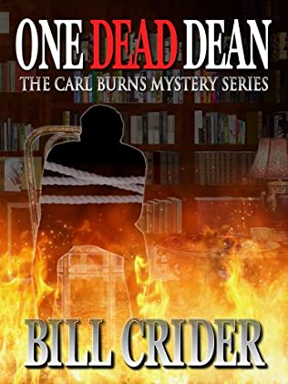 book cover of One Dead Dean