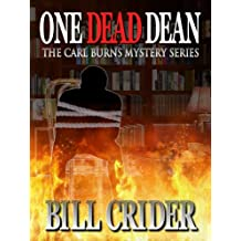 One Dead Dean - A Carl Burns Mystery (The Carl Burns Mysteries Book 1)