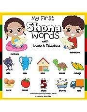 My First Shona Words with Anashe and Takudzwa