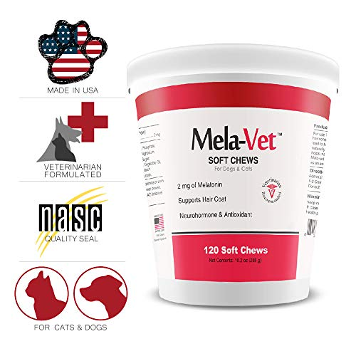Healthy Pets Mela-Vet Melatonin Soft Chews