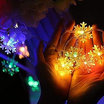 Weihnachtsdeko Lichter Innen.Led Lichtervorhang Lichter Weihnachtsdeko Weihnachtsbeleuchtung Deko Christmas Innen Und Aussen Led String Licht Wandlichter Für Kinder