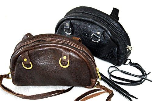 (Olde Time Pommel Bag (Black/Chrome))