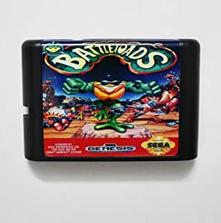 Amazon.com: Taka Co 16 Bit Sega MD Game Super 112 in 1 Game ...