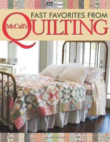 Mccalls Knitting Patterns - Fast Favorites from McCall's Quilting