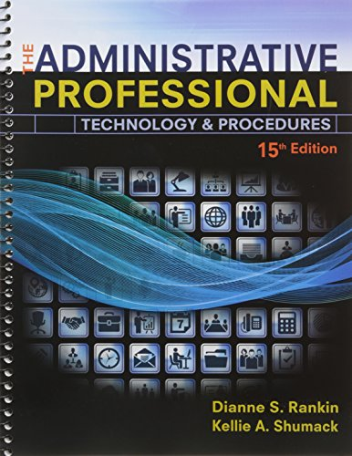 Admin.Professional:Tech.+Proc. W/Access