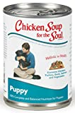 Chicken Soup for the Puppy Lover's Soul Canned Food, Chicken Formula (Pack of 24, 13 Ounce Cans)