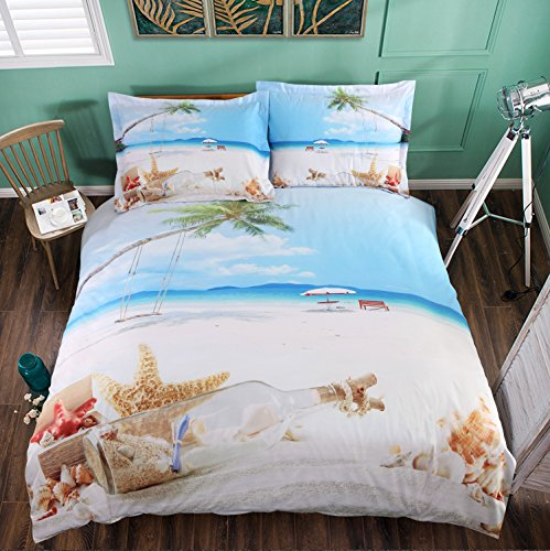 Tropical Bed In A Bag Sets - 6