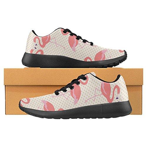 InterestPrint Womens Jogging Running Sneaker Lightweight Go Easy Walking Casual Comfort Running Shoes Multi 17 CJW953
