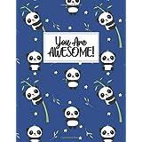 Panda Sketchbook - Panda Sketch Pad: A blank panda sketch book, panda gifts for women, panda gift for kids, panda gifts for g