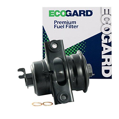 ECOGARD XF54664 Engine Fuel Filter - Premium Replacement Fits Toyota Corolla/Geo Prizm (Carburetor Toyota Corolla 92)