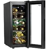 Cheap Koolatron WC12G Slim Countertop 12-Bottle Thermoelectric Wine Cellar, Black