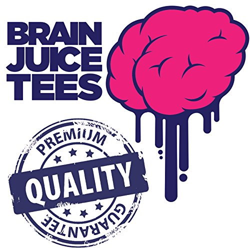 Brain Juice Tees Tony Stark Iron Man Womens Junior Fit Shirt (XX-Large, Heather Purple)