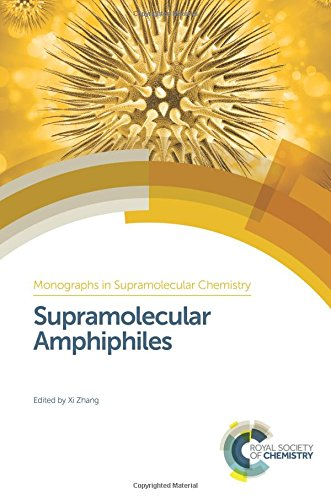 Supramolecular Amphiphiles (Monographs in Supramolecular Chemistry)