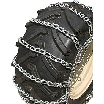 Priced per Pair TireChain.com Cub Cadet LTX 1050 20x10.00-10 Tire Chains