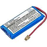 Replacement Battery Part No.AC4059-1479 for Socket Mobile CHS 7Qi, CHS 7X, CHS 7Xi, CHS 7XiRx, CHS 7XRx, Barcode Scanner Battery