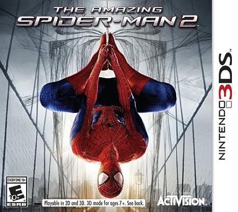 La excelente calidad Amazing Spiderman 2 3DS: Amazon.es: Electrónica