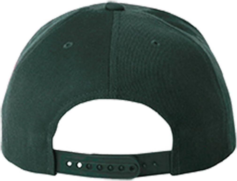 Custom Snapback Baseball Hat Guyana Embroidery Country Name Acrylic Cap Snaps