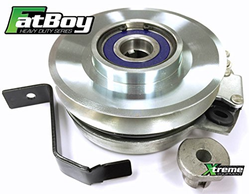 X0424 Replaces John Deere Electric PTO Clutch L120 L130 145 190C 155C LA130-150 X140 X165 LA145 155 165 175 G110 L2048 L2548 D140 150 160 170 Mower GY20878 GY20108 GY20652 GY21340 - OEM UPGRADE!