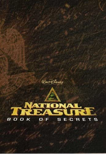 Amazon Com National Treasure Book Of Secrets Poster Movie 27 X 40 Inches 69cm X 102cm 2007 Style D Posters Prints