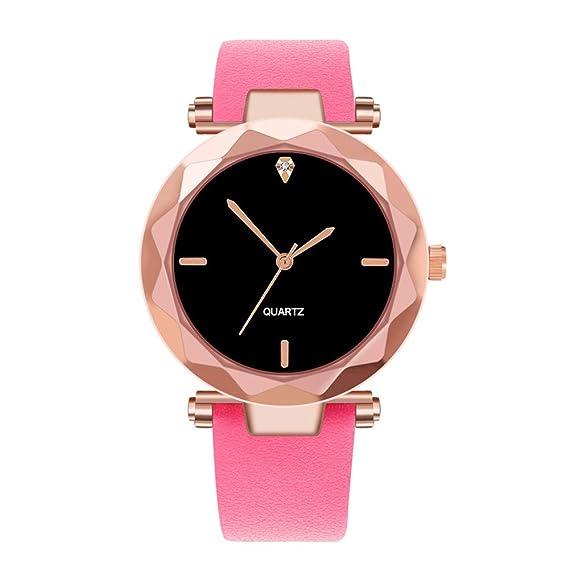 DAYLIN Relojes Mujer Chica Moda Reloj Pulsera de Cuarzo ...