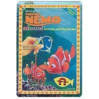 Lee Publicaciones NE585 1 X Juego magnético de actividades y rompecabezas de Nemo Finding