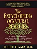 Encyclopedia of Natural Remedies, Louise Tenney, 1885670621