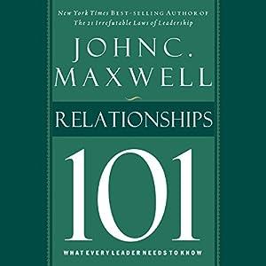 Relationships 101 Audiobook