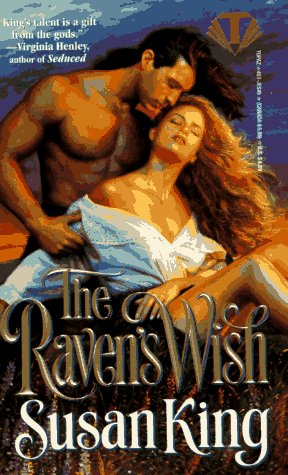 book cover of The Raven\'s Wish