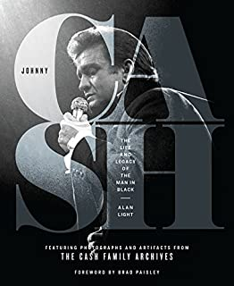 Book Cover: Johnny Cash: The Life and Legacy of the Man in Black
