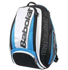 Babolat Pure Bolsas para Material de Tenis, Unisex Adulto, Azul / Blanco, Talla Única