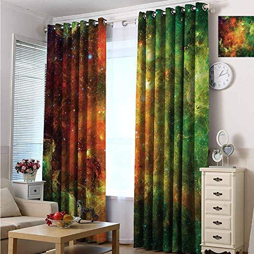 Personalized Unique Decor Curtain for Living Room/Patio 72