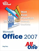 Sams Teach Yourself Microsoft Office 2007 All in One Front Cover