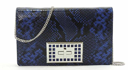 MICHAEL Michael Kors Medium Shoulder Flap,Electric Blue
