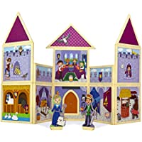 Build & Imagine: Creativity Castle Magnetic Building Set