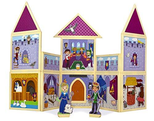 Build & Imagine: Creativity Castle (Magnetic Building Set) ()