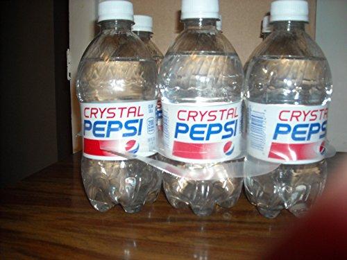 Crystal Pepsi Bottles 16 Pack product image